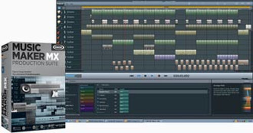 Magix MX Production Suite #2