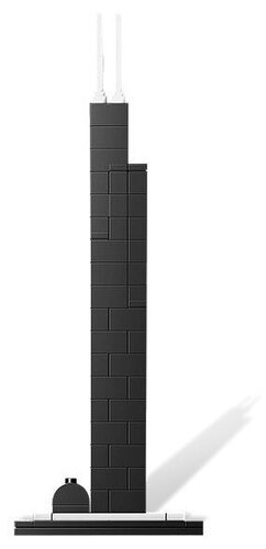 Lego Willis Tower #2