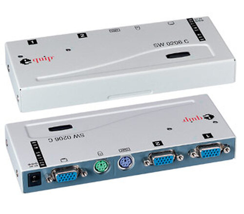 Equip Pocket KVM Switches PS/2 #2