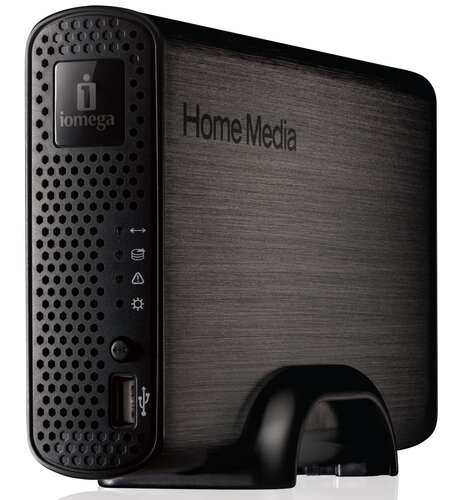 Iomega Home Media Network Hard Drive #2