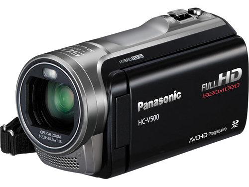 Panasonic HC-V500 - 2