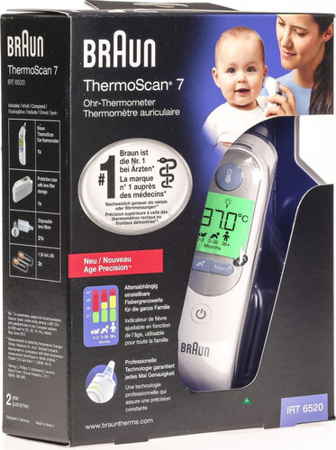 Braun ThermoScan 7 #2