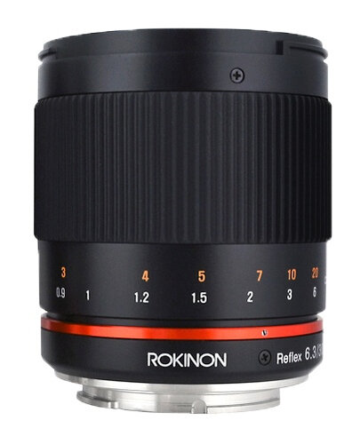 Rokinon Digital Photo 300M-E-BK - 9