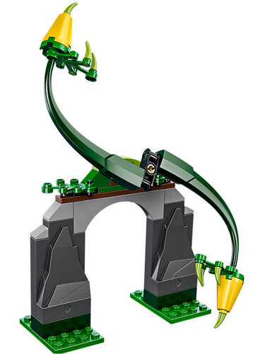 Lego Whirling Vines #4