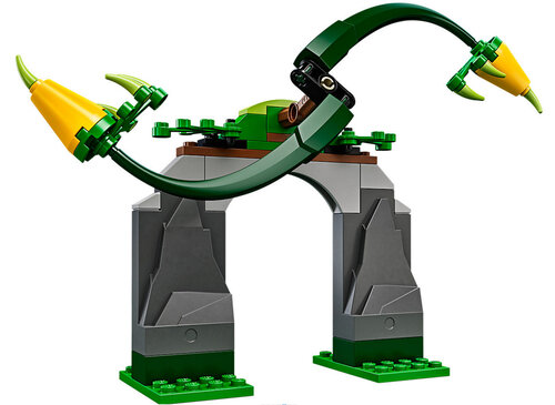 Lego Whirling Vines #6