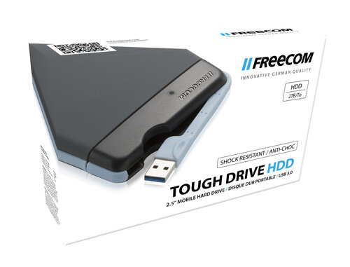 Freecom Tough Drive 56331 #4