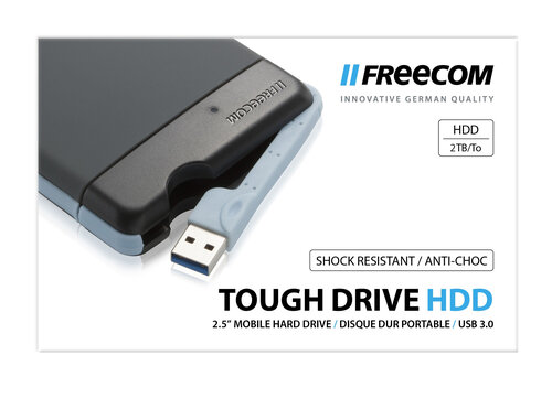 Freecom Tough Drive 56331 #5