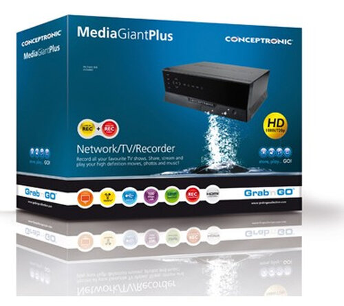 Conceptronic MediaGiant Plus 640GB #2