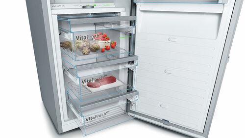Bosch Kühlschrank Vitafresh Bedienungsanleitung : Bosch ksf pi p bedienungsanleitung