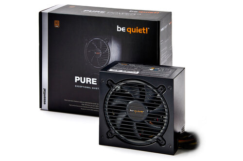Be Quiet! Pure Power L8-400W #3