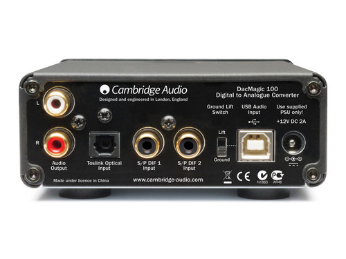 Cambridge Audio DacMagic 100 - 5