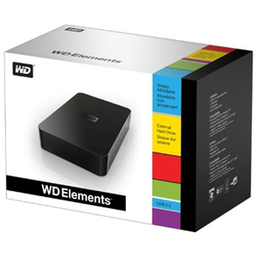 Western Digital Elements Desktop #3