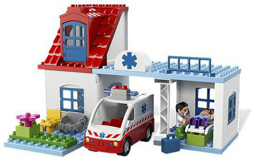 Lego Doctor's Clinic #3