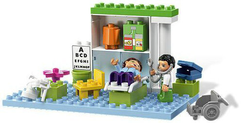 Lego Doctor's Clinic #5