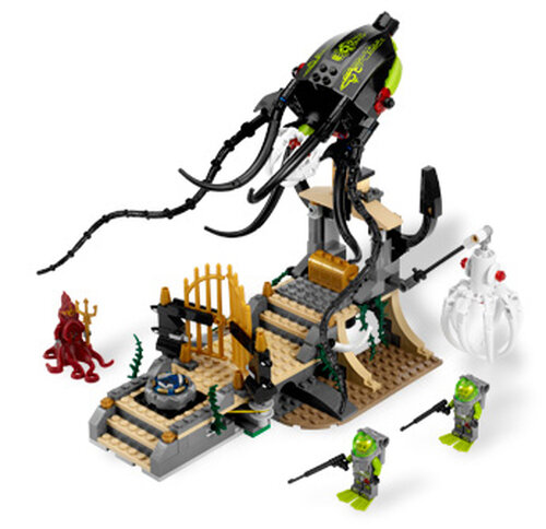 Lego Gateway of the Squid #2