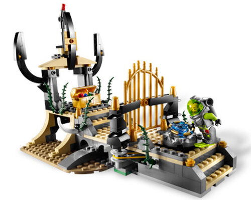 Lego Gateway of the Squid #3