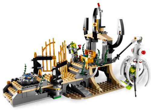 Lego Gateway of the Squid #4