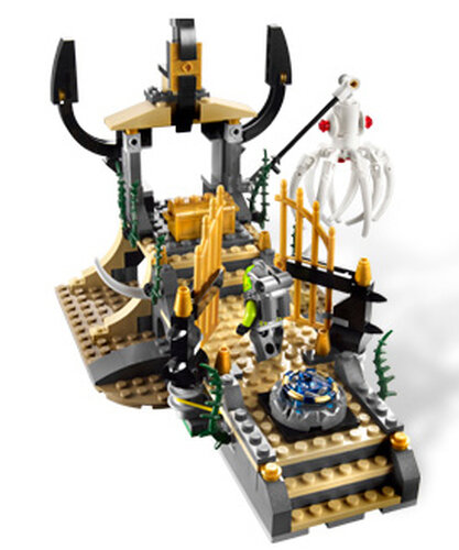 Lego Gateway of the Squid #5
