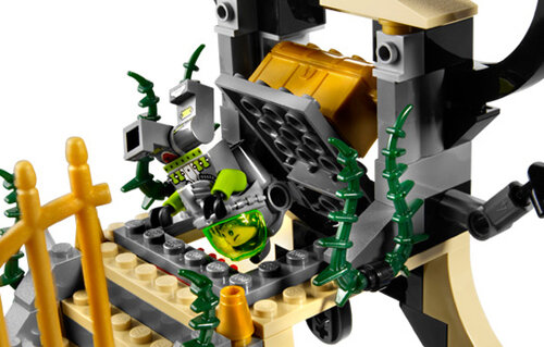 Lego Gateway of the Squid #6