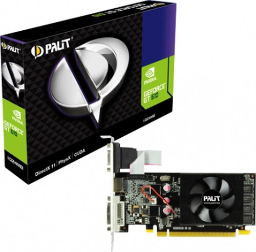 Palit GeForce GT 610 - 2