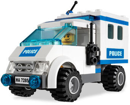 Lego Police Dog Unit #2