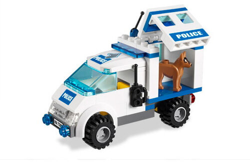 Lego Police Dog Unit #3