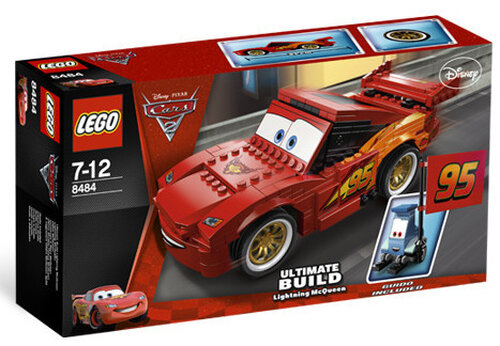 Lego Ultimate Build Lightning McQueen #2