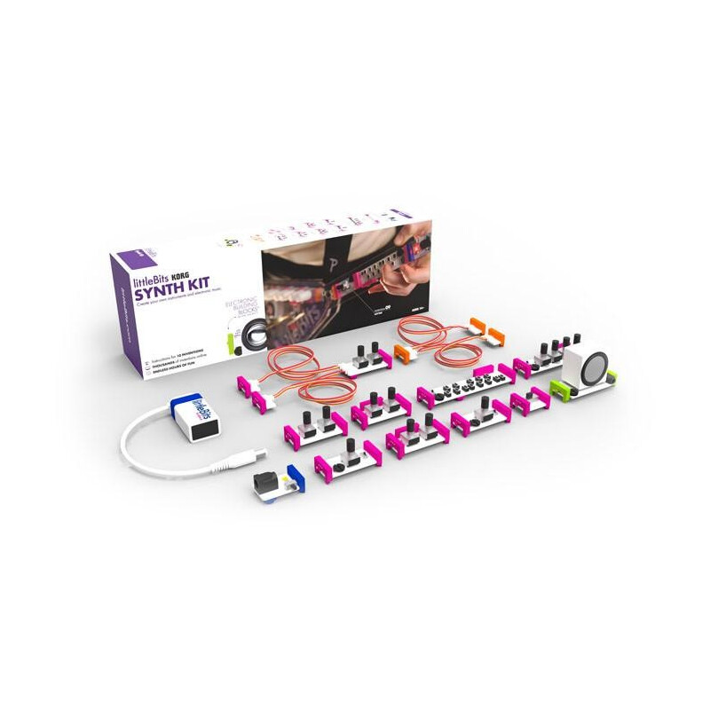 littleBits Synth Kit - 1