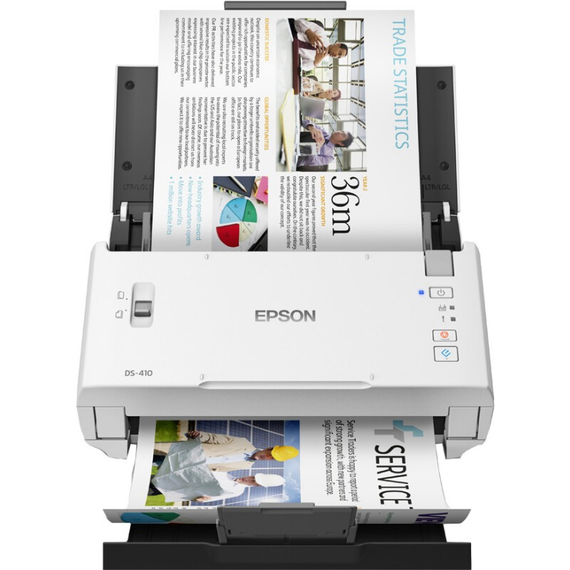 Epson WorkForce DS-410 #1