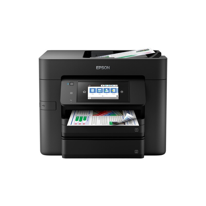 Epson WorkForce Pro 4740DTWF #1