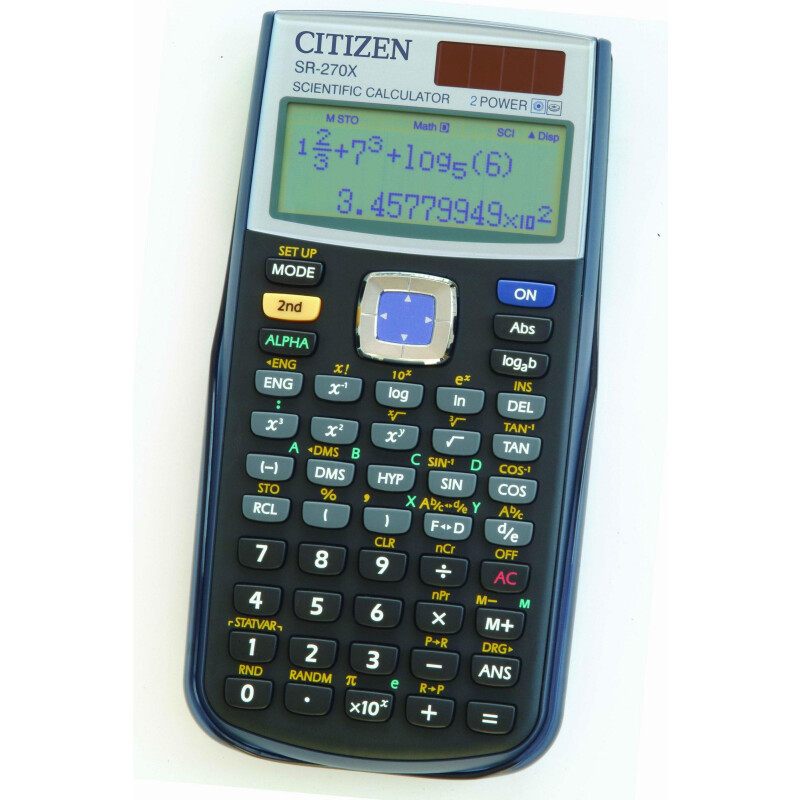 Citizen SR-270X #1