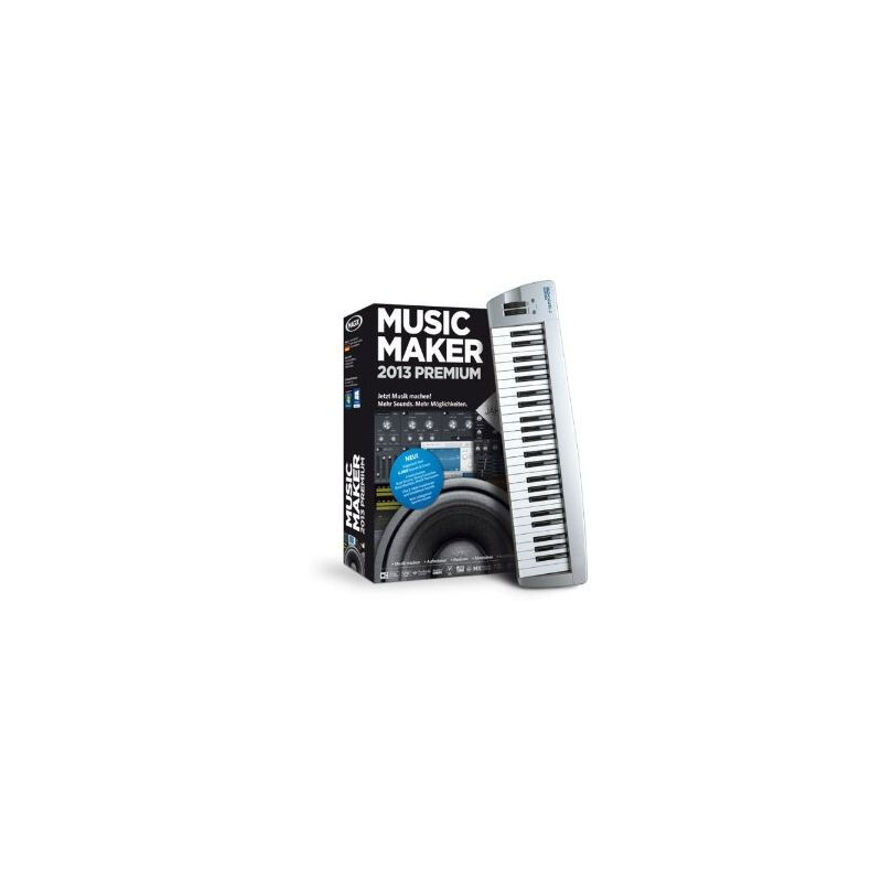 Magix Music Maker Control 2013 #1