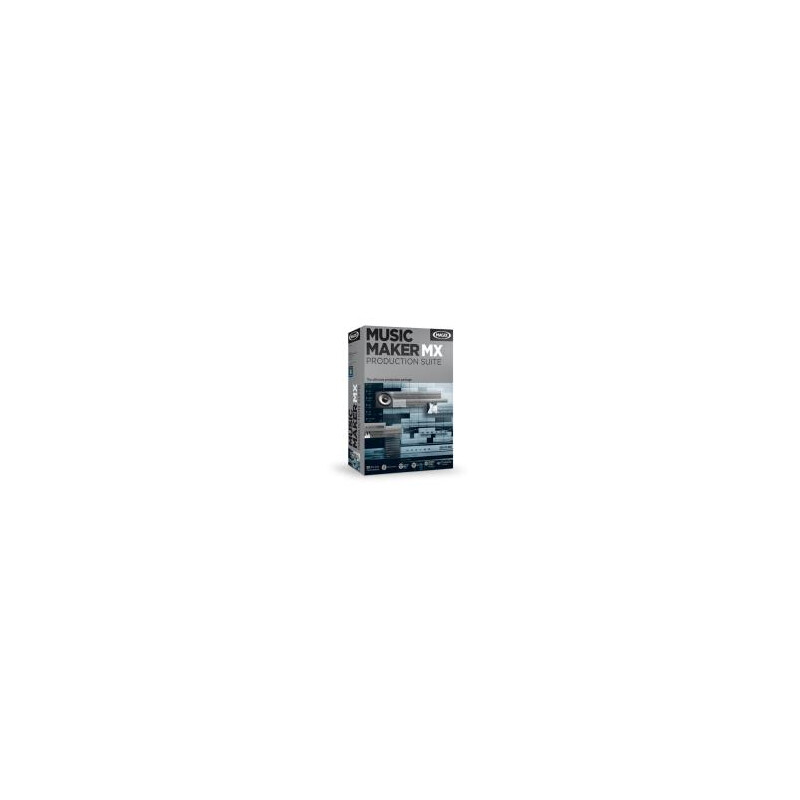 Magix MX Production Suite #1