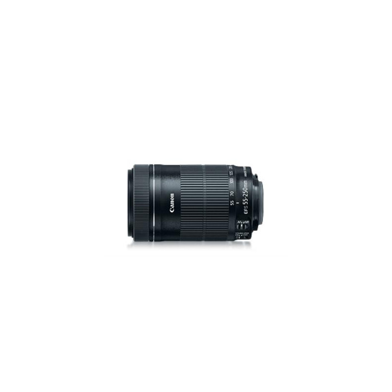 Canon EF-S 55-250mm #1