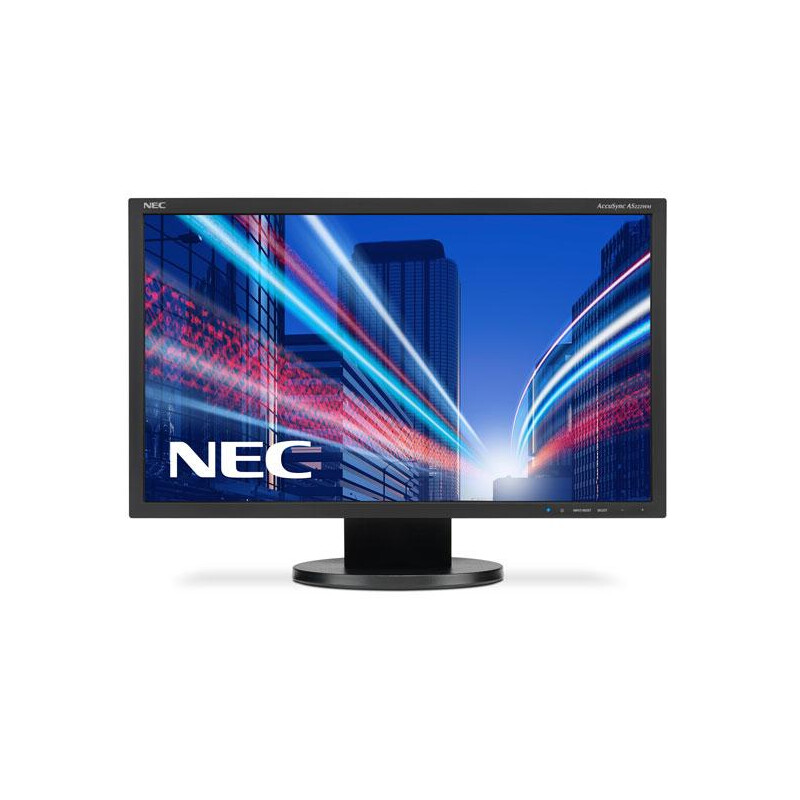 NEC AccuSync AS222WM #1