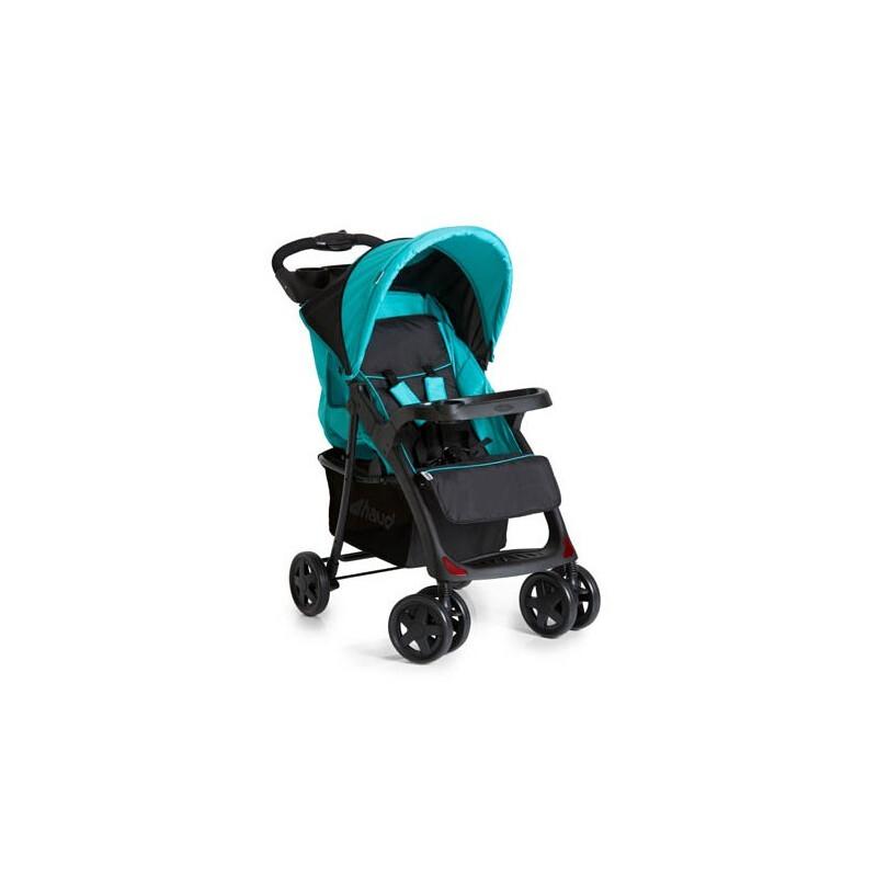 Hauck Shopper Neo Liegefunktion Zusammenfaltbar Blau Caviaraqua Kinderwagen Einh