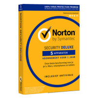 Symantec - Norton Security Deluxe 3.0