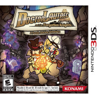 Konami Doctor Lautrec and the Forgotten Knights (Nintendo 3DS)