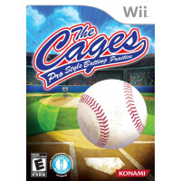 Konami The Cages: Pro Style Batting Practice (Wii)