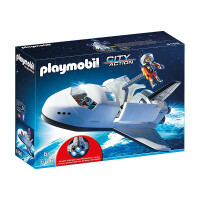 Playmobil City Action Space Shuttle 6196
