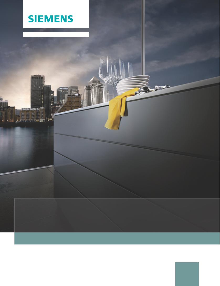 Bedienungsanleitung Siemens Sn536s01ge 50 Seiten